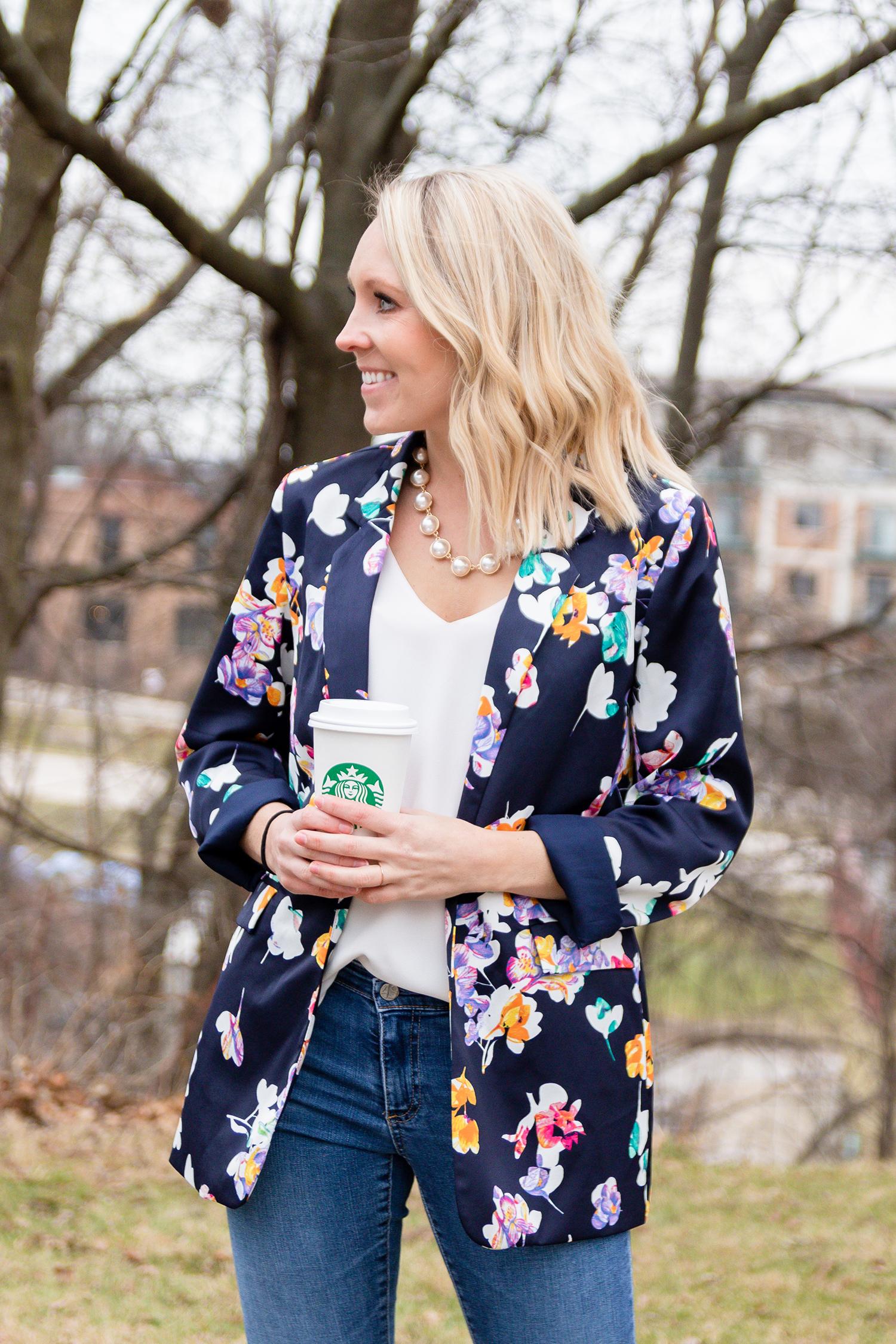 chelsea lynn floral jacket jmeyering creative - J.Meyering Creative