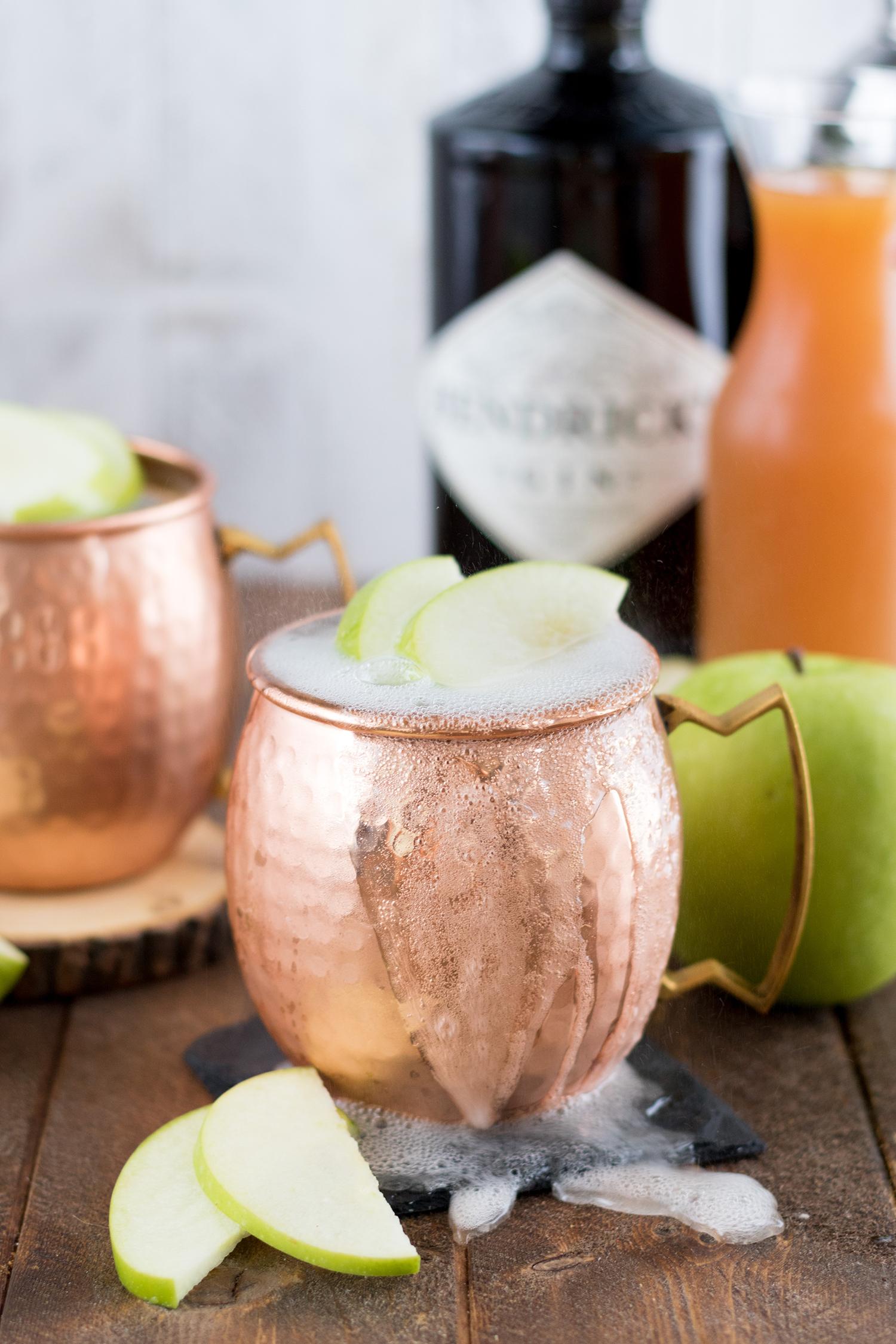 apple gin mule jmeyering creative - J.Meyering Creative