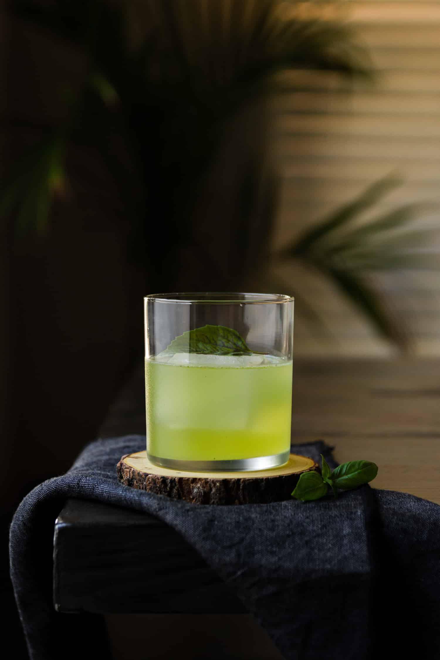 basil gin smash jmeyering creative - J.Meyering Creative